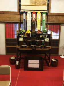 浄土宗 長専寺 8月盂蘭盆会(うらぼんえ)