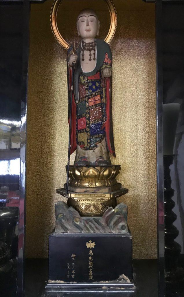 浄土宗 長専寺 本堂 地蔵菩薩